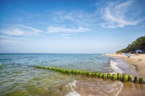 plaża Gąski